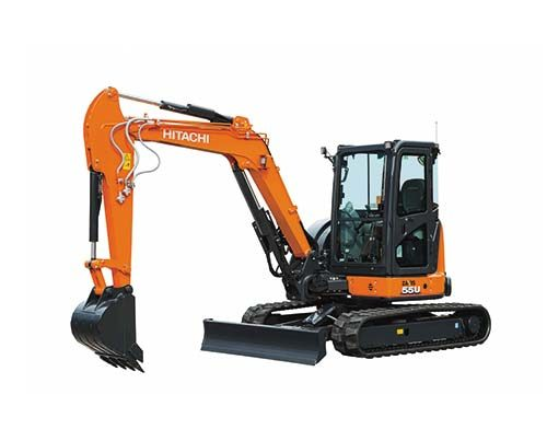 Hitachi Mini Excavators