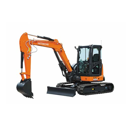 Hitachi Mini Excavators